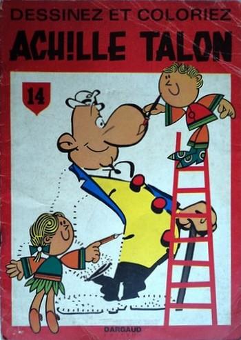 """""""Dessinez et coloriez"""", Dargaud 1971-1972 Na14_a10"""