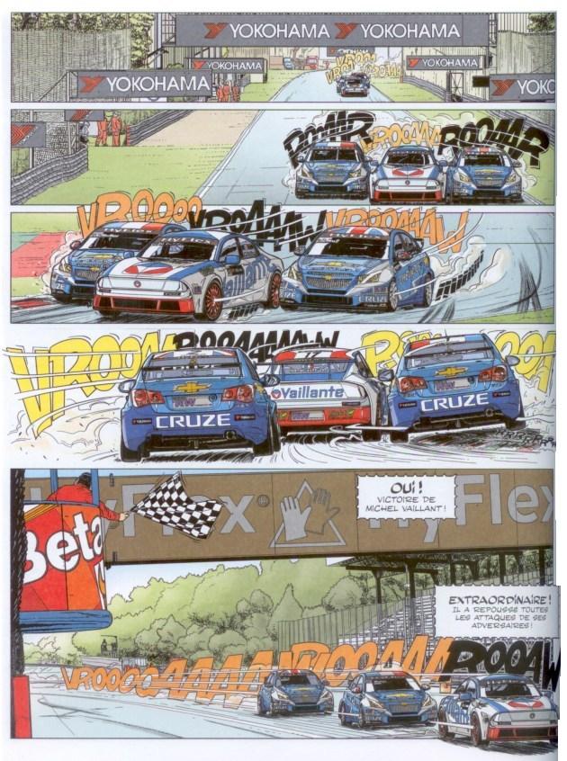 La Reprise de Michel Vaillant - Page 3 Course10