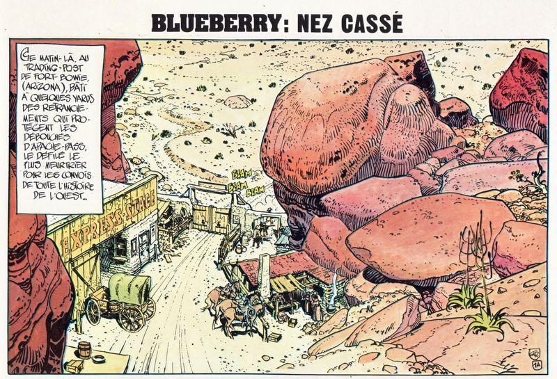 Jean Giraud et Blueberry - Page 4 Nez_ca10