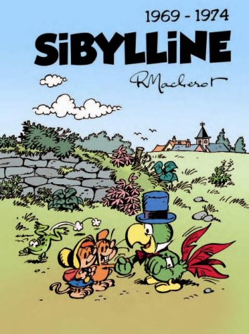 Le cadre merveilleux de Raymond Macherot - Page 2 Sibyll10
