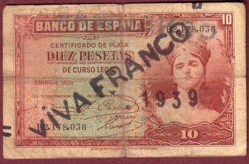 100 Pesetas 1970 (Manipulado) 1103
