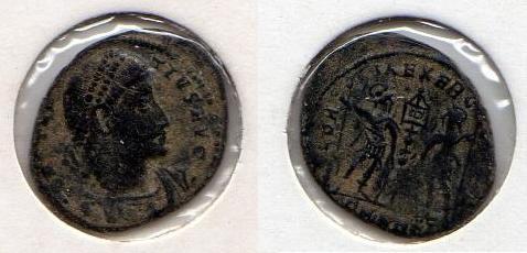 EXPOSICIÓN DE MONEDAS. PERIODO ROMANO... 1426