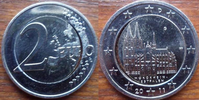 EXPOSICIÓN DE MONEDAS. EUROS... 1487