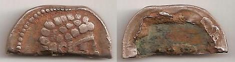 Monedas partidas A11