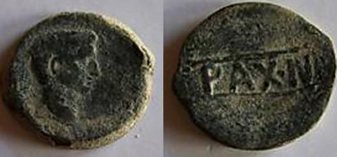 As de Pax Ivlia (Por Augusto). Pax-iu13