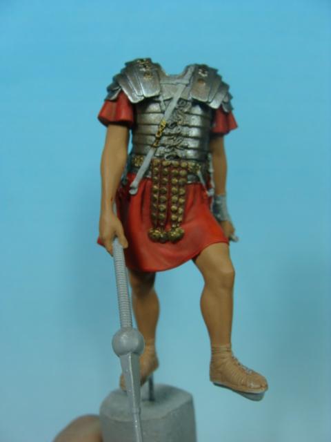 Légionnaire romain 75 mm PEGASO Dsc06212