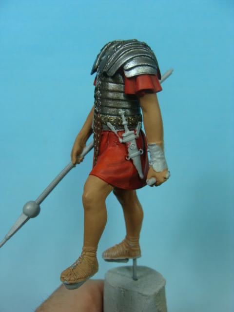 Légionnaire romain 75 mm PEGASO Dsc06214