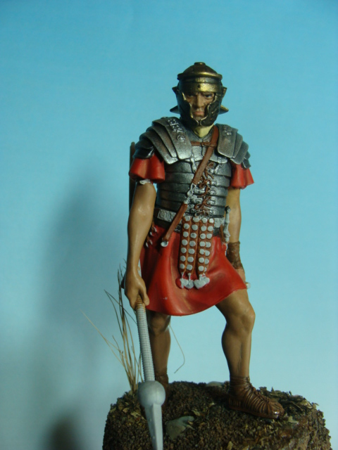 Légionnaire romain 75 mm PEGASO En_cou11