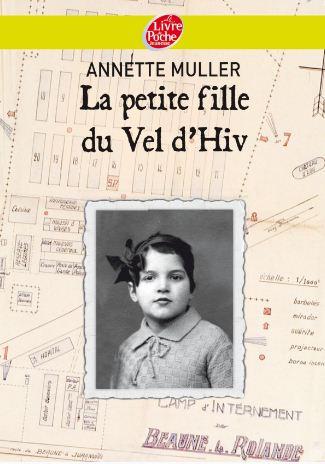LA PETITE FILLE DU VEL D'HIV d'Annette Muller Captur41
