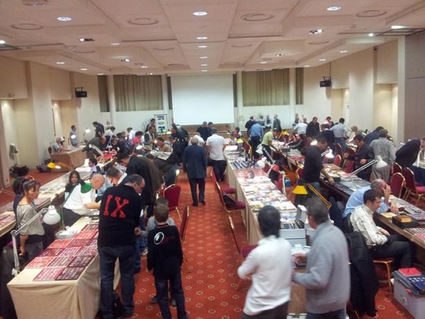 Exposition et Bourse/Salon de numismatique à Nice (06) : 6 novembre 2011   2_bd10