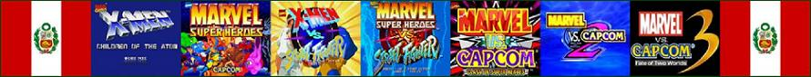 Marvel vs Capcom - PERU