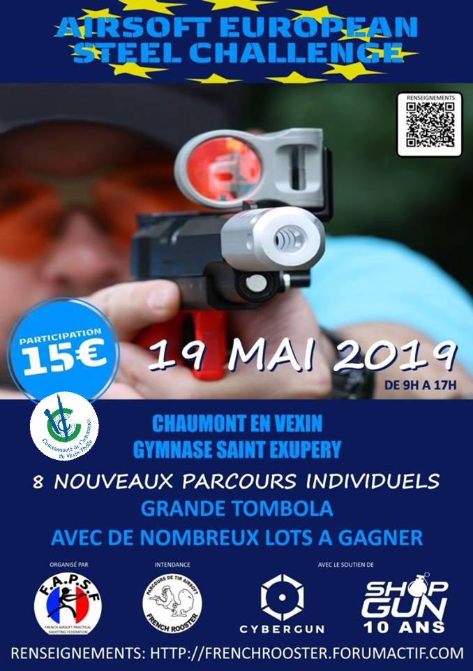 Troisième european steel challenge le 19 mai 2019 Affich10