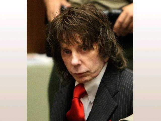 US Supreme Court Rejects Phil Spector's Appeal Of Murder Conviction Philbe10