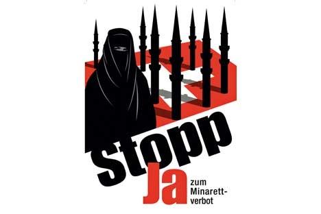 referendum sur l interdiction des minarets en Suisse Udc10