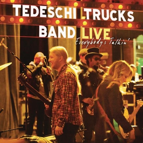 TEDESCHI TRUCKS BAND EVERYBODY'S TALKING 08869110