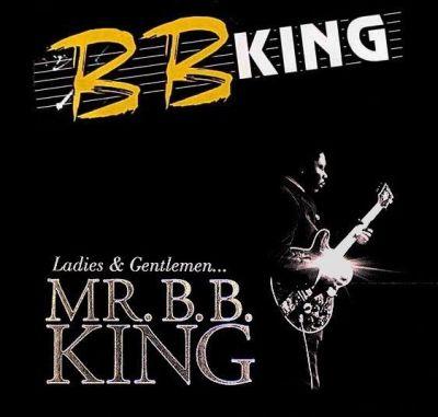 B.B.KING - Ladies & Gentlemen ... Mr. B.B.King [10CD Box] Coverg10