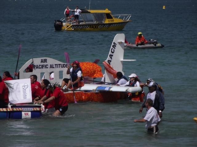 La Régate des Touques - Nouméa 2011 Photo_11