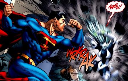 Justice or barbarism ( Silver Banshee / Superman ) Rco00812
