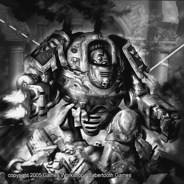 [WH40K] Codex  Raven Guard Dreadn12