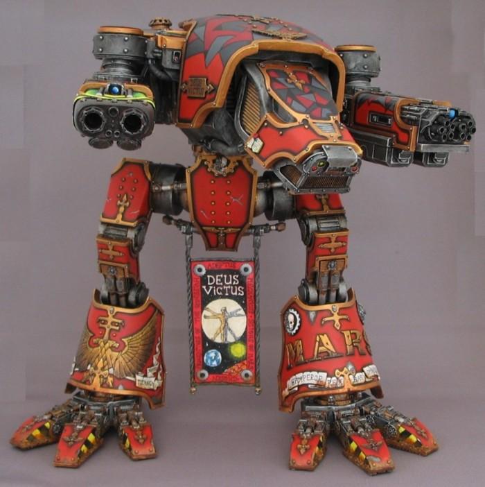Titan Warhound Front811