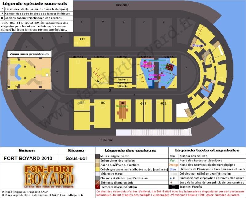 Plans évolutifs des sous sols - Page 2 Fort-b13