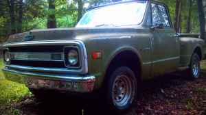 Cherche pickup GMC ou Chevrolet 1955 a 1972  - Page 2 3k83mc10