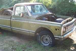 Cherche pickup GMC ou Chevrolet 1955 a 1972  - Page 2 3m43p310