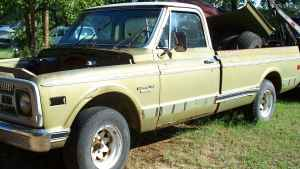 Cherche pickup GMC ou Chevrolet 1955 a 1972  - Page 2 3m73o510