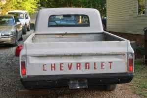 Cherche pickup GMC ou Chevrolet 1955 a 1972  - Page 2 3m93o110