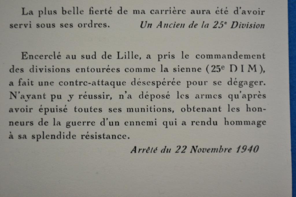 Général Molinié, 25e DIM : carte mortuaire Dsc_0516