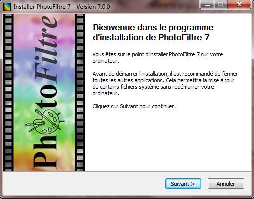[Actualités] Nouveautés Photofiltre Photof11