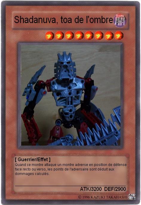 [Fan-Art] Bionicle sur les cartes Yu-Gi-Oh Carte_10