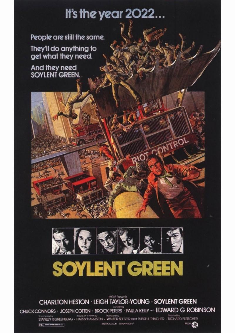 Zeleni Soylent (Soylent Green) (1973) 7252610