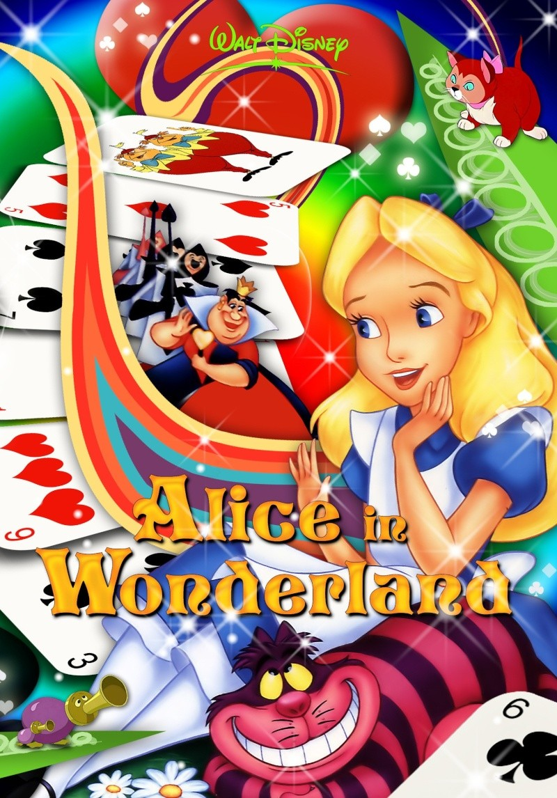 Alisa u Zemlji Čuda (Alice In Wonderland) (1951) Cgqqad10