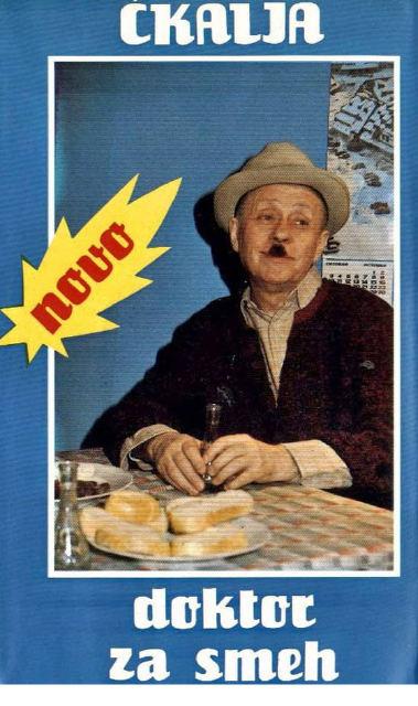 Čkalja - Doktor Za Smeh (1989) Ckalja10