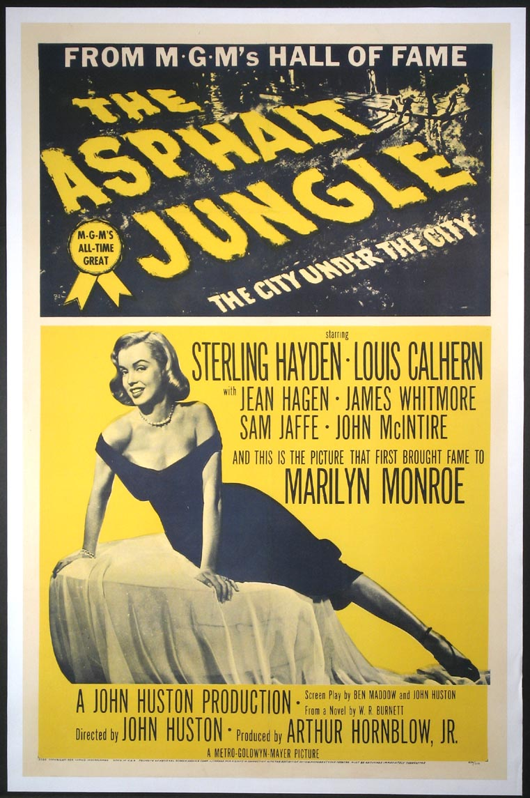 Džungla Na Asfaltu (The Asphalt Jungle) (1950) Theasp10