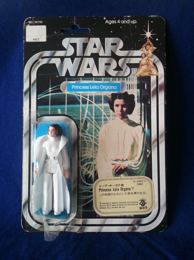 Anyone in for a Raffle? Princess Leia 12-A Back Takara ! Raffle is Closed - Winner on Page 7 Leia_b10