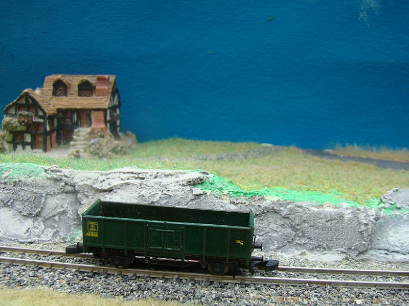 Assemblage kits wagons SNCB Freudenreich Tomber11