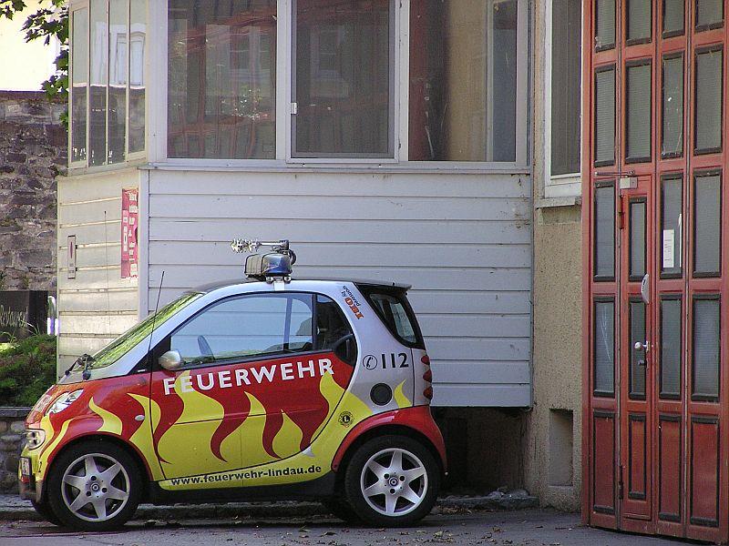 Smart in Diensten der Feuerwehr Smart_10