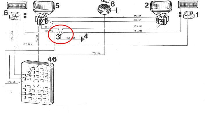 [TUTO] Faisceau electrique CJ7 Diesel (Compartiment moteur) Copie_13
