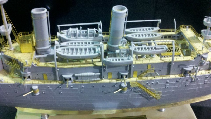 USS Olympia < Premium Edition > 1/232 30064710