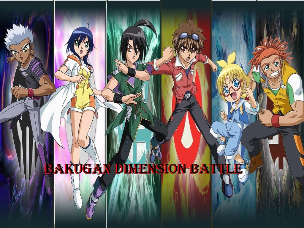 Bakugan Dimension Battle