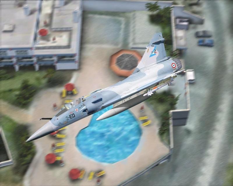 FSX et la realité Mirage10