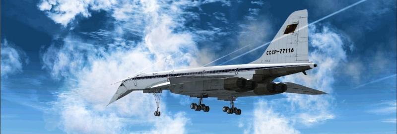 FSX et la realité Tu-14410