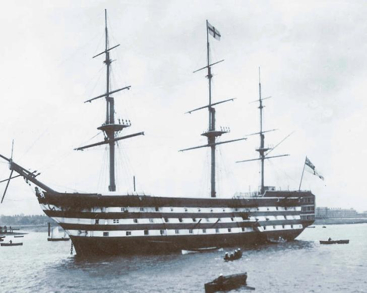 HMS VICTORY - Page 3 Vic10