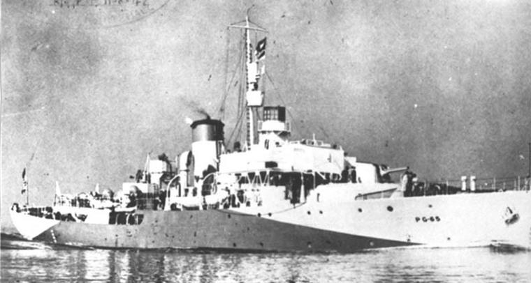 USS Saucy une Flower aux couleurs US . Uss_sa11