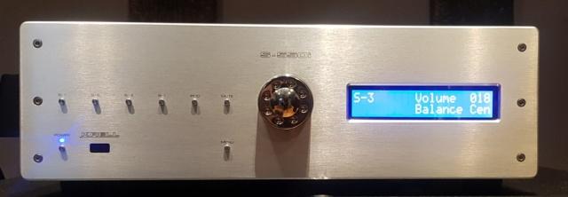 KRELL S-550i Integrated Amplifier 20200212
