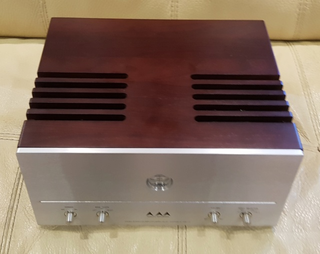 Acoustic Masterpiece AM-201 Tube Amplifier (Air Tight) 20200513