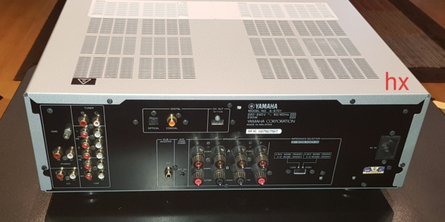 Used Yamaha A-S701 Integrated Amplifier 20200812