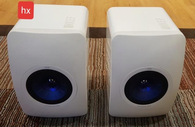 Used KEF LS50 Speakers 20210514